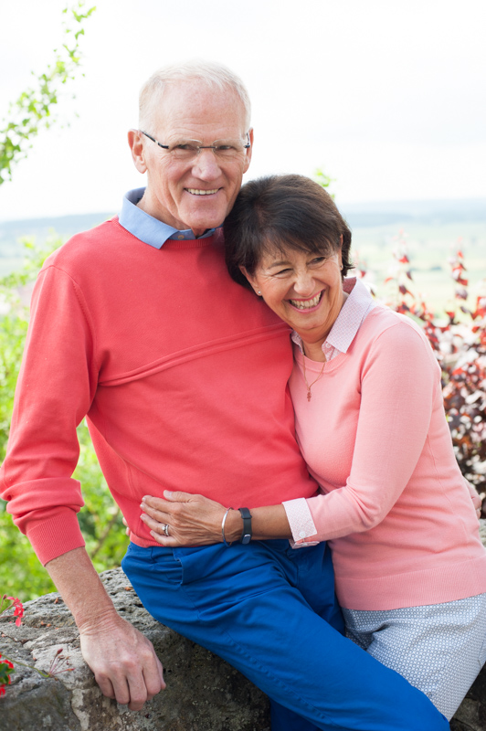 Portrait eines Paares